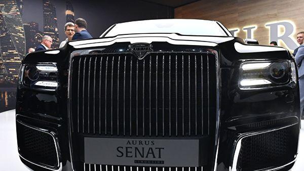 В Lamborghini сообщили о проверке из-за названия бренда Aurus