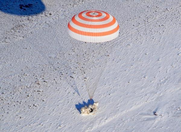 Патент недели: Возвращение из космоса