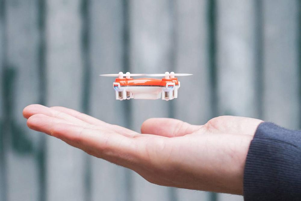 Патент на разработку малоразмерного дрона