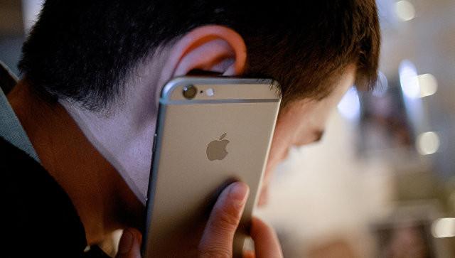 Владельцы iPhone смогут использовать отпечатки пальцев для вызова полиции