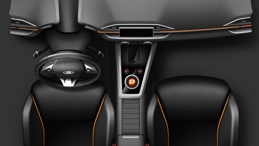 Компания «АвтоВАЗ» запатентовала новый кроссовер Lada XCode