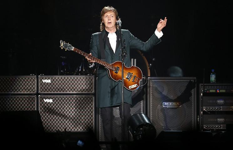 Суд в США не разрешил вернуть Полу Маккартни авторские права на песни The Beatles