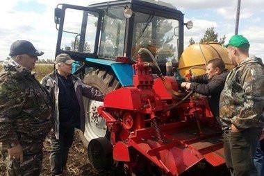Ученые из Екатеринбурга изобрели повышающий урожайность на 30% культиватор