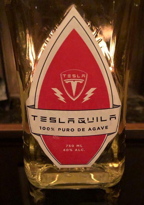 Tesla подала заявку на регистрацию бренда Teslaquila