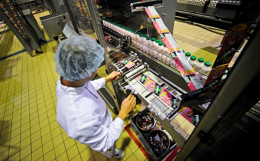 Danone подала в суд на «Савушкин продукт» из-за упаковки йогурта