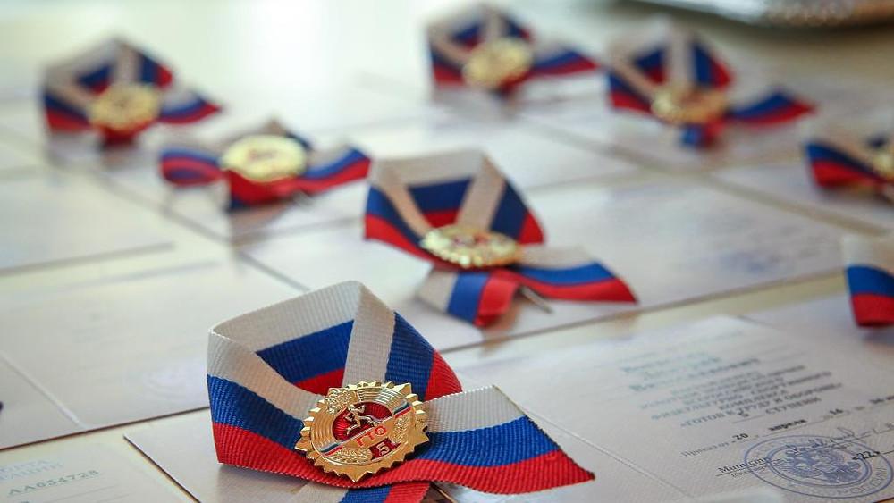 На красноярскую компанию подали в суд из-за использования значков ГТО
