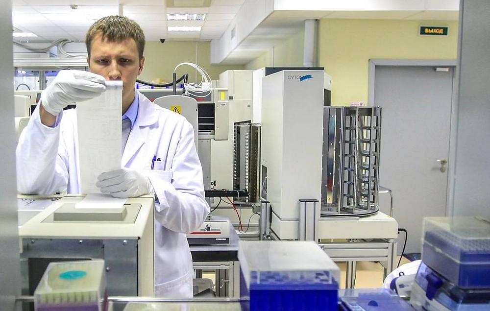 В России разработали новое лекарственное покрытие для медицинских имплантов