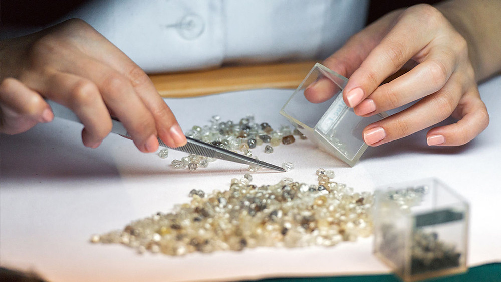 Иркутские ученые создают квадрокоптер для поиска алмазов