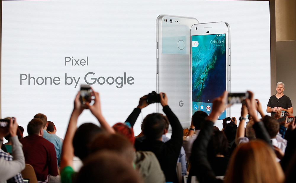 Google и HTC объявили о сделке на $1,1 млрд