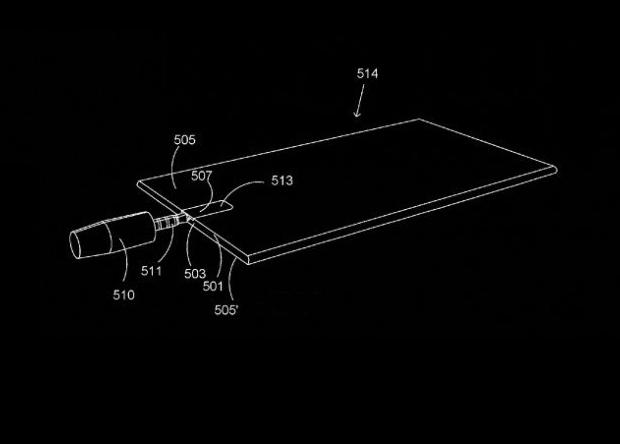 Microsoft запатентовала складной разъем для наушников