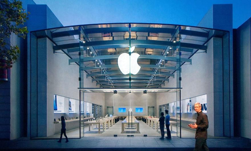 Компания Apple снова продает устройства Nokia в своих магазинах