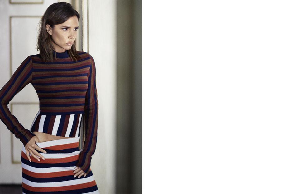 Виктория Бекхэм зарегистрировала бренд Harper Beckham
