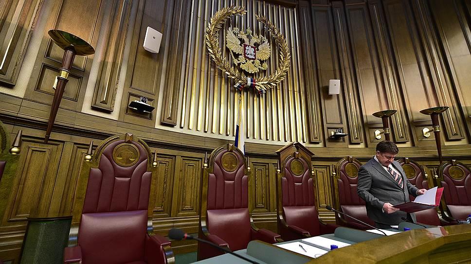 Верховный суд вошел в интернет