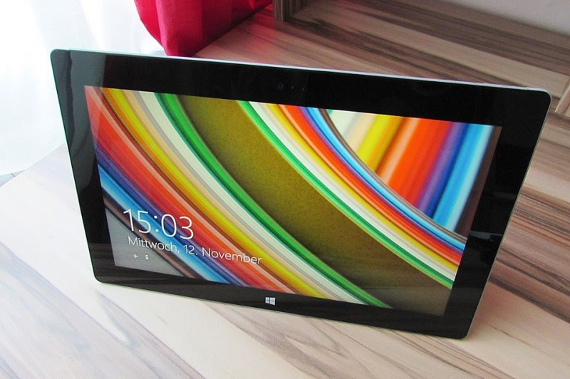 Microsoft получила патент на 1-ый в мире гнущийся ноутбук