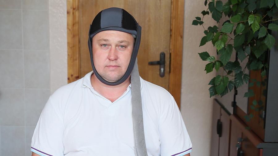 Российские ученые разработали ледяной шлем от инсульта
