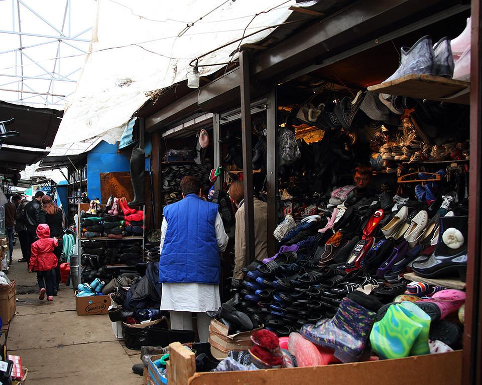 Торговцы Татарстана нанесли ущерб обувным фирмам США и ЕС на 2 млн рублей