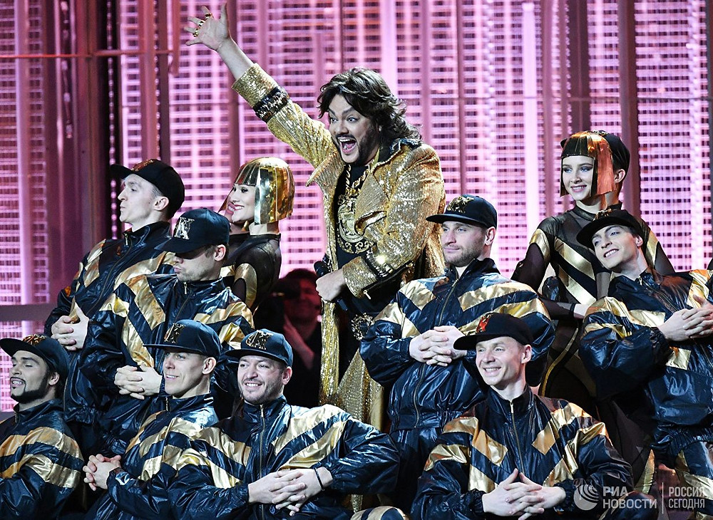 Киркоров прокомментировал новый иск Маруани о защите авторских прав