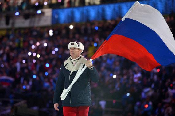 Олимпийского знаменосца могут снять с выборов из-за фото