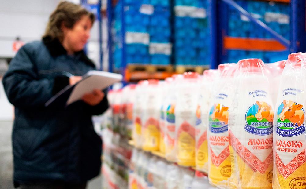 Производитель понравившейся Путину «коровки» подал иск из-за бренда