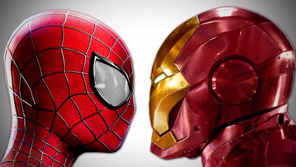 Железный Человек отдан компанией Marvel в собственность Sony в обмен на Человека-паука
