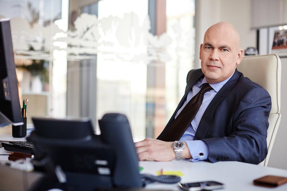 Президент «Новартис» в России Вадим Власов
