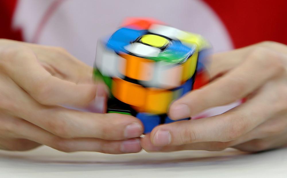 Суд Евросоюза отказался признать кубик Рубика товарным знаком