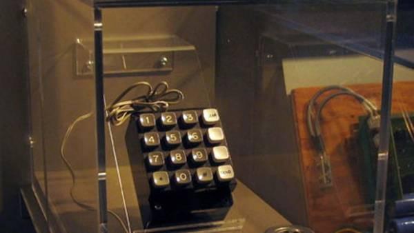 «Синяя коробка» Джобса для бесплатных звонков за рубеж выставлена на аукцион за $67400