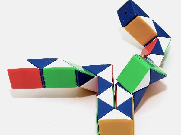 Изобретение из детской головоломки