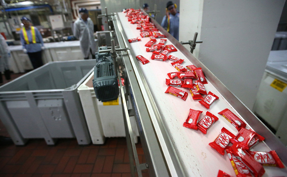 Nestle окончательно утратила монополию на форму батончиков KitKat
