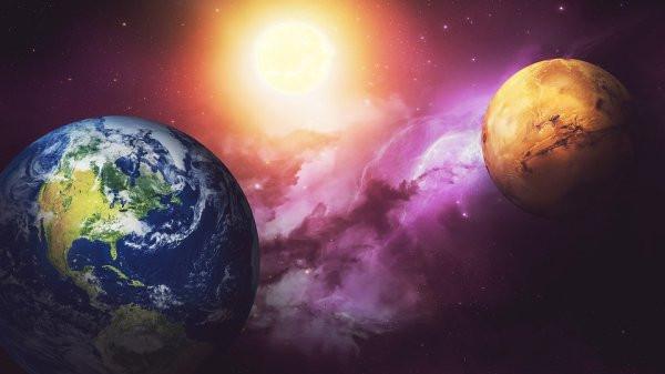 Архангельский изобретатель нашел метод окутывания Марса облаками
