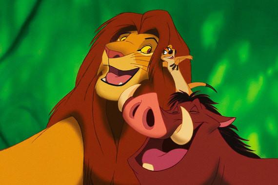 Известная фраза из «Короля Льва» вызвала скандал в Африке