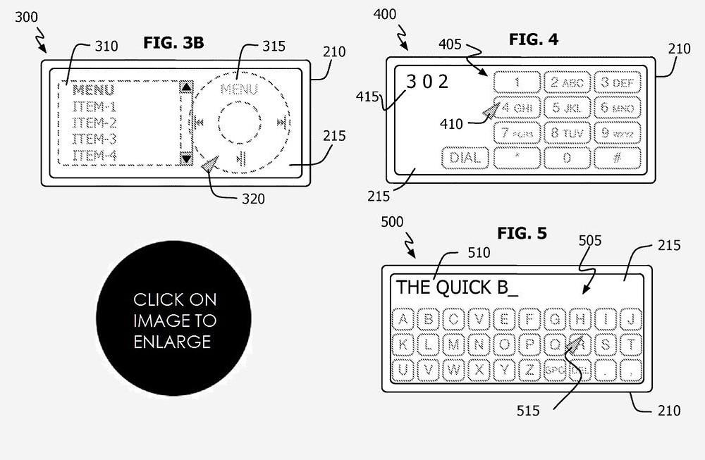 Компания Apple запатентовала «прорывной» iPhone Nano