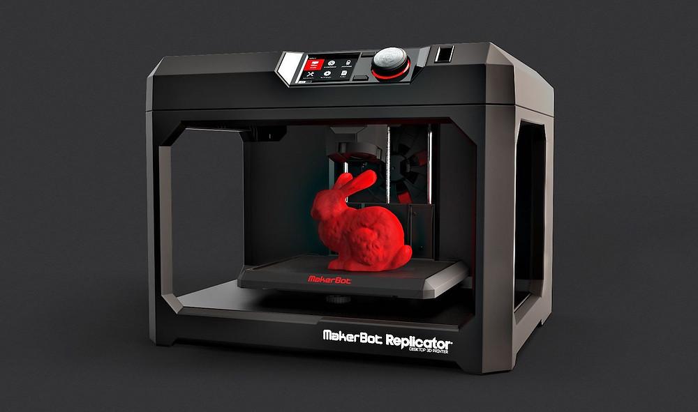 Apple всерьез заинтересовалась 3D-печатью