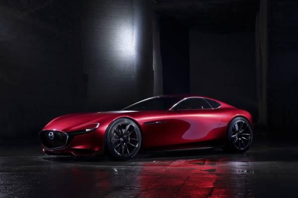 Mazda RX-9 обзаведется новым типом дверей