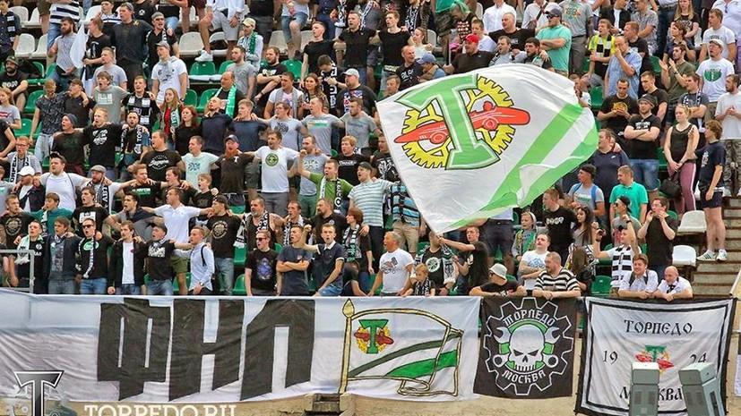 Суд отказался вернуть московскому ФК «Торпедо» его эмблему