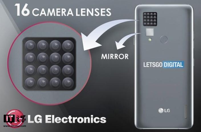 Новый патент LG переосмысливает количество камер в смартфоне