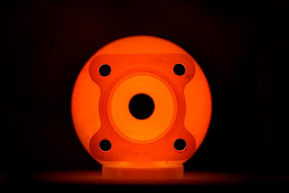 «Северсталь» запустила на ЧерМК первый промышленный 3D−принтер