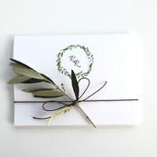 Convite White Olive