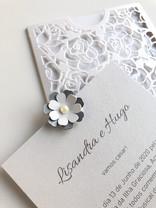 Convite Premium White