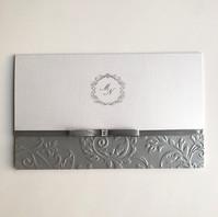 Convite White & Grey