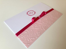Convite White Pink II