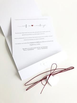 Convite Handwrite