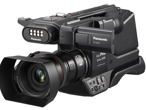Panasonic HC-MDH3 pal