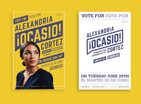 How AOC's Congressional Campaign Revolutionized Political Communications