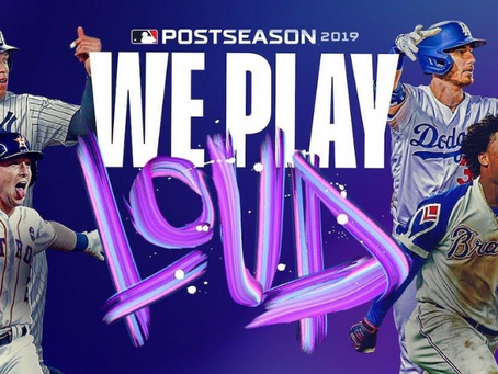 MLB's 'We Play Loud' Campaign & Their Efforts to Gain More Viewers
