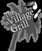 VillageGrillLOGO BW.png