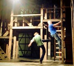 Rehearsing Violence: Henry V