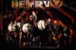 Folger Theatre's 'Henry V'