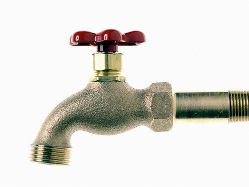 Branchement d'eau provisoire