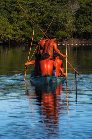 Pesca na lagoa Ianapaú Código 031A_RTY140721